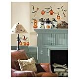 Halloween Pumpkins Wall Decals