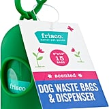 Frisco Dog Poop Bags and Dispenser
