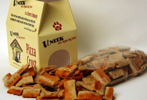 Pamper Your Puppy Pals With Pizza Crusts!