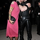Marc Jacobs and Peter Marino