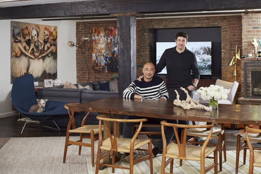 Jenny Mollen and Jason Biggs's NYC Apartment