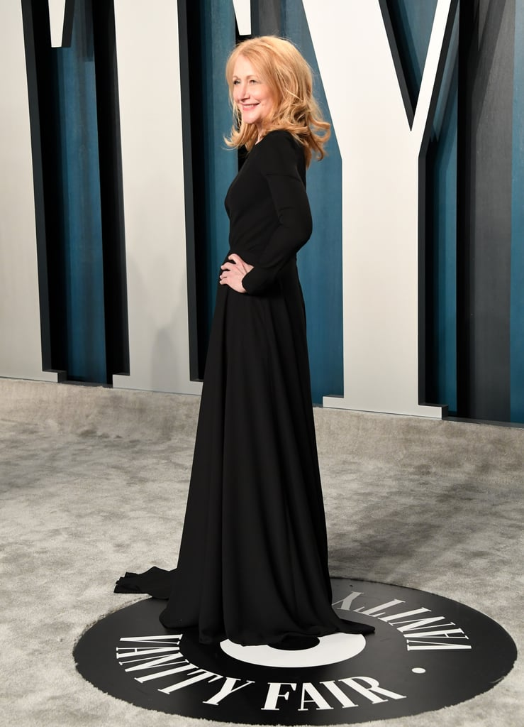 Patricia Clarkson at the Vanity Fair Oscars Afterparty 2020