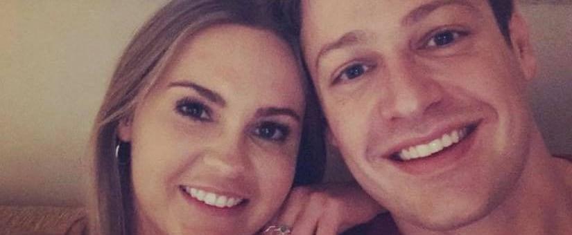Matt Agnew and Chelsie McLeod Instagram Picture
