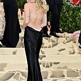 Miley Cyrus Wearing Black Dress 2018 Met Gala