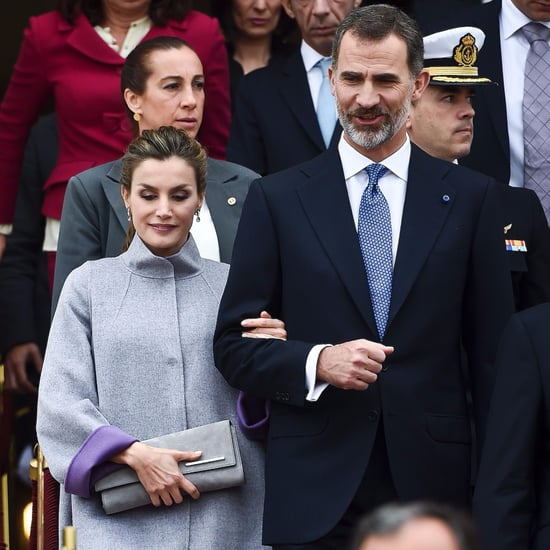 Queen Letizia's Best Coats of 2016
