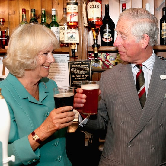 Photos of Charles and Camilla's Trip to Wales