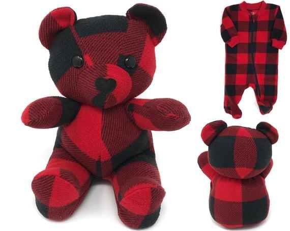 Custom Sleeper Teddy Bear