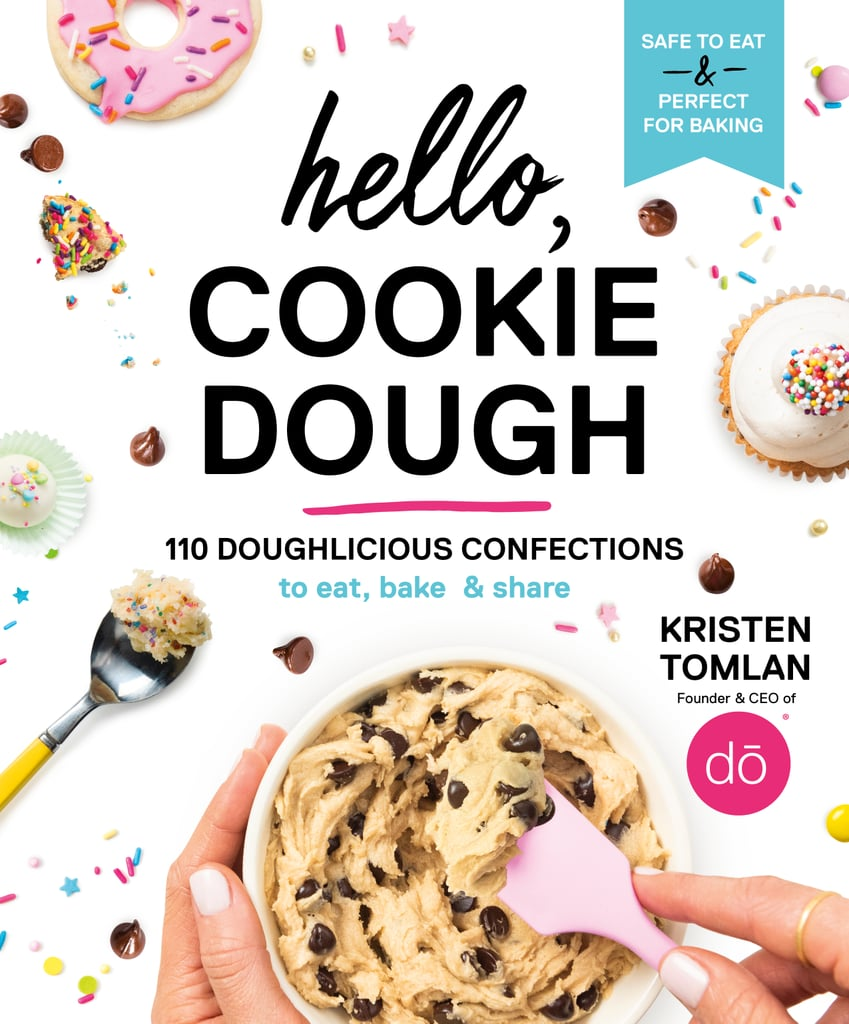 Hello, Cookie Dough Cookbook