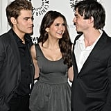 When Nina Tried to Get in Between Them, but They Only Had Eyes For Each Other
