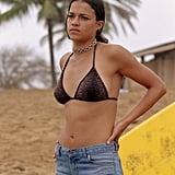 Michelle Rodriguez, Blue Crush
