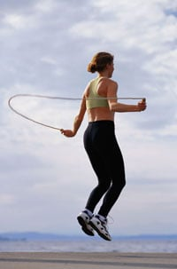 Jumping Rope For Fitness Fun!