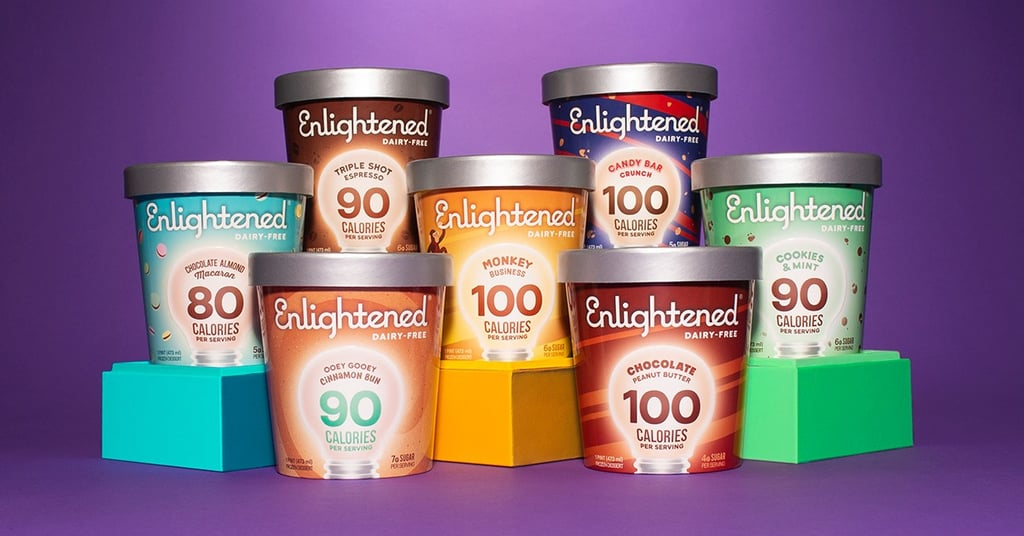 Enlightened Dairy-Free Ice Cream Flavors 2018
