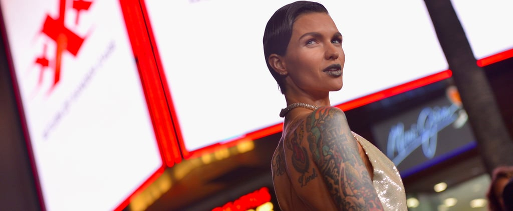 Ruby Rose's Red Carpet Outfit Is Bound to Make Headlines