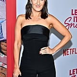 D'Arcy Carden at the Let It Snow Premiere