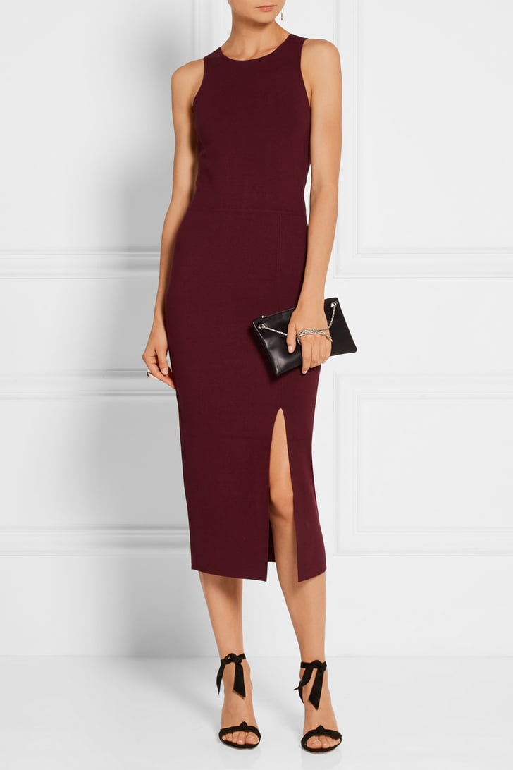 Elizabeth and james ritter stretch ponte midi dress 375 for Neiman marcus dresses for wedding guest