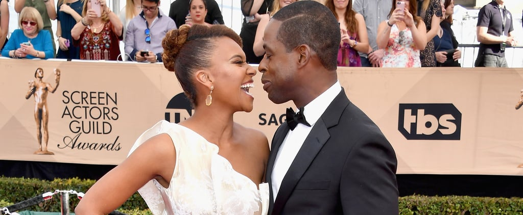 We Just Can't Get Enough of Sterling K. Brown and Ryan Michelle Bathe's Beautiful Romance