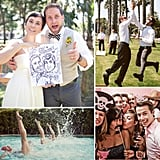 How to Throw a Guest-Friendly Wedding Bash While we all know the bride and groom are the center of attention at the wedding (and in some cases, just the bride), most couples would agree if it was truly just about them, they would elope. When you throw a big wedding bash, you're essentially throwing your guests a party, so you want it to be fun and memorable. From the entertaining to the interactive, here are some creative ways beyond the dance floor to get your family and friends out of their seats and having a ball.