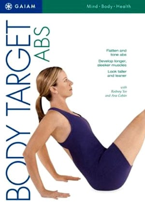 DVD Review: Body Target — Abs