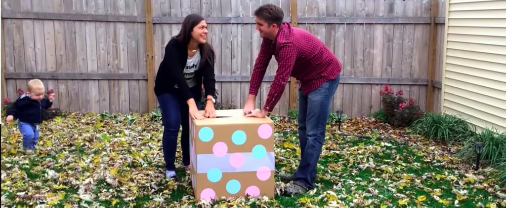 This Gender Reveal Party Fail Would Be Utterly Hilarious If It Didn't Make the Mom So Upset