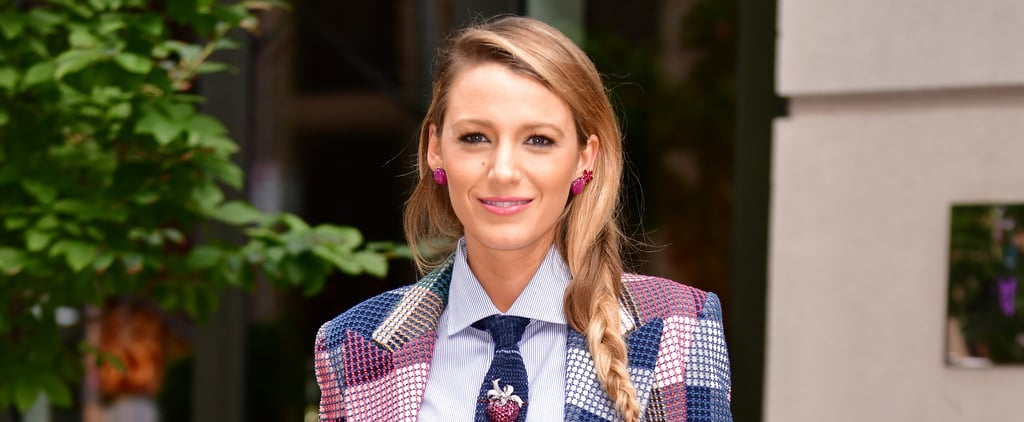 Blake Lively Shares Her Favourite Nail Art Through the Years