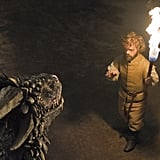 Tyrion Has a Connection to Daenerys's Dragons