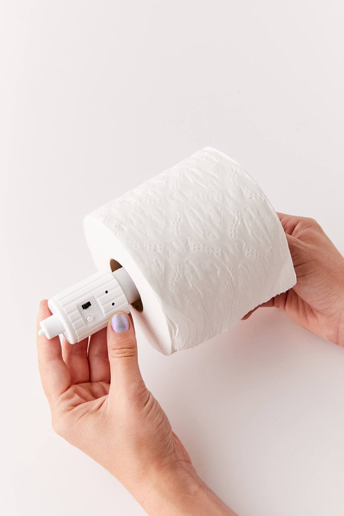 Talking Toilet Paper Roll