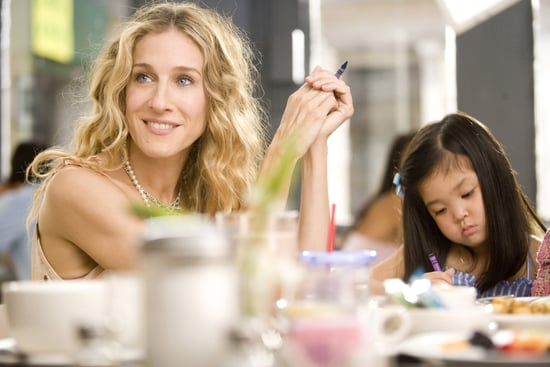 How Do You Tackle Adult Subjects Around Tots?