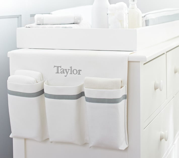 Deck Out Your Changing Table