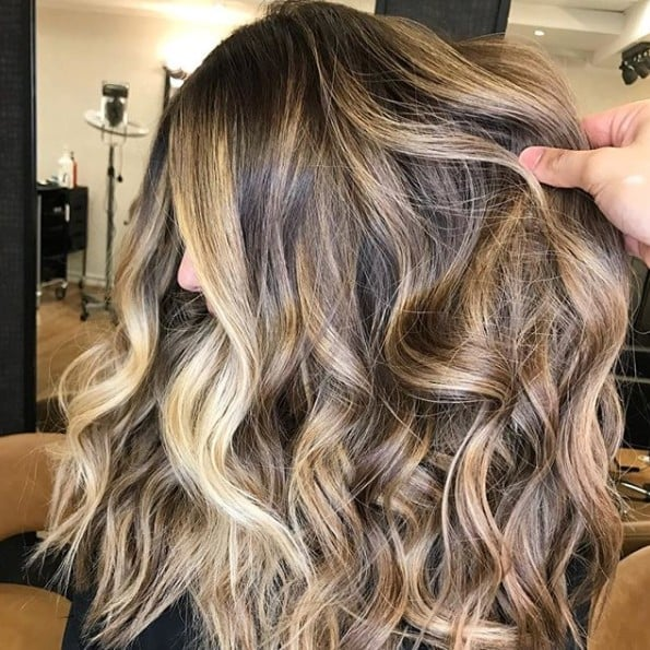 Bronde hair for winter 2018 popsugar beauty solutioingenieria Image collections