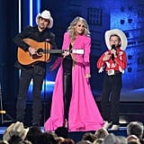 Carrie Underwood's CMA Awards Dress 2018