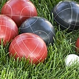 Play Bocce Ball