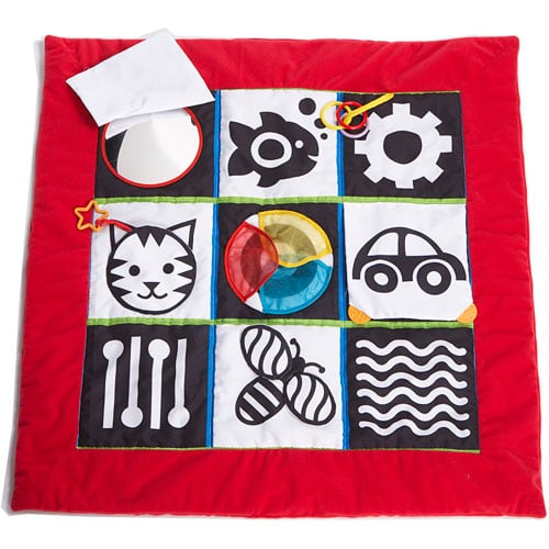 Wimmer-Ferguson Crawl and Discover Play Mat