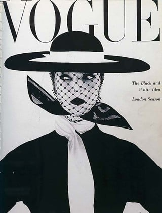 Audrey Withers, Vogue June 1950