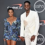 Photos of Gabrielle Union and Dwyane Wade at the 2019 ESPYs