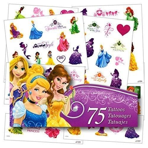 Disney Princess Tattoos
