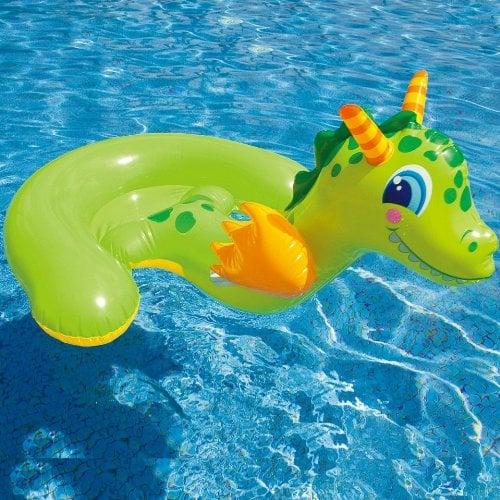 Baby Dragon Ride-On Pool Inflatable