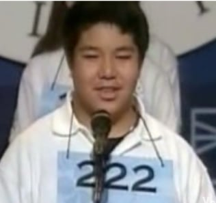 Spelling Bee Contestant Turned Comedian
