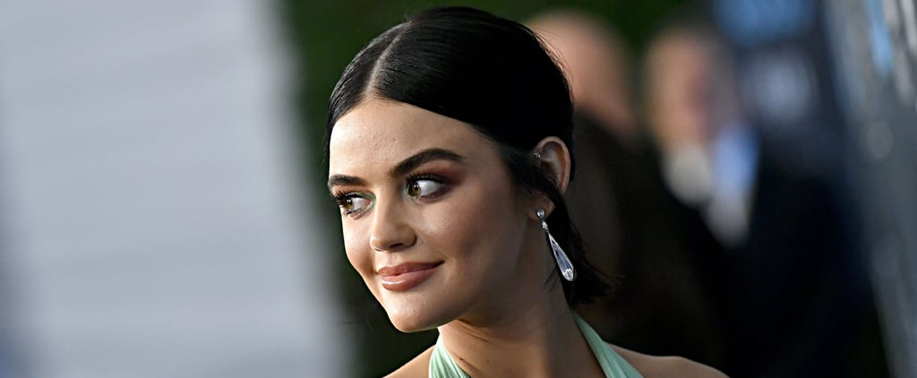 Lucy Hale on Cutting Her Hair in Cosmo's March 2020 Issue