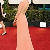 Emma Stone, 2011 Golden Globe Awards