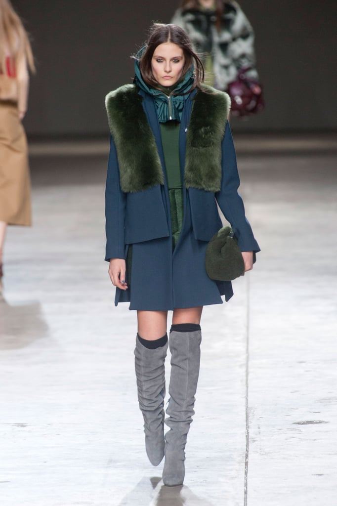 Topshop Unique Fall 2014