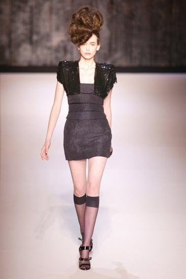 Paris Fashion Week: Chapurin Spring 2009