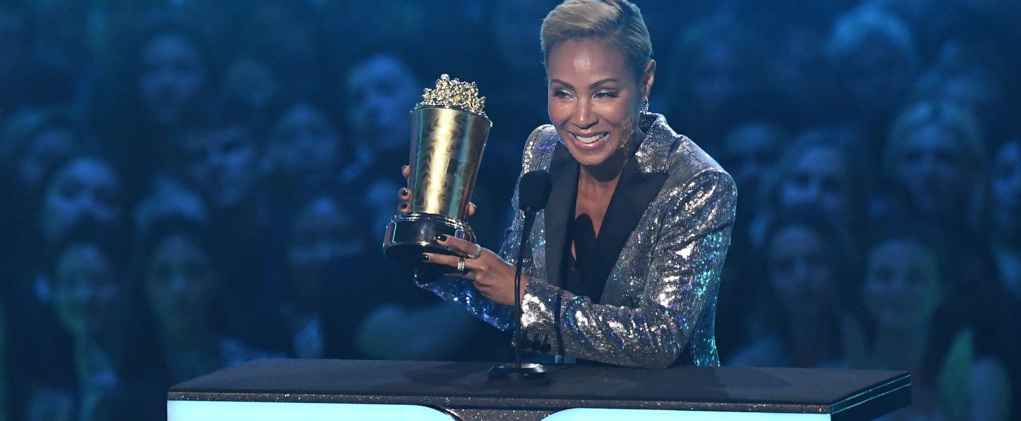 Jada Pinkett Smith Acceptance Speech MTV Movie and TV Awards