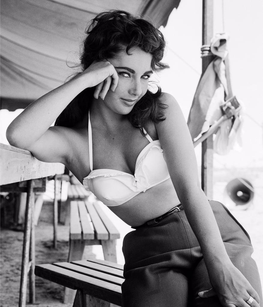 pictures Elizabeth Taylor's Fitness And Beauty Secrets Revealed