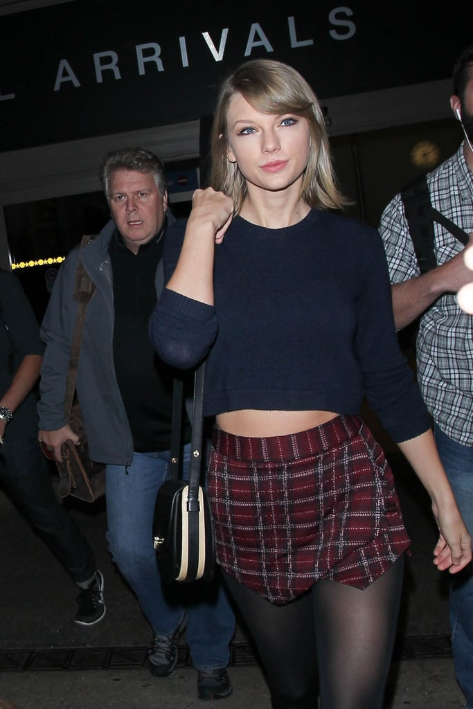 Taylor Swift's Airport Style