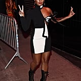 Janelle Monáe at the Met Gala Afterparty