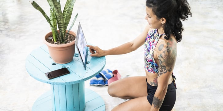Get Stronger While You Sweat With POPSUGAR Editors' Favorite At-Home Workout Videos