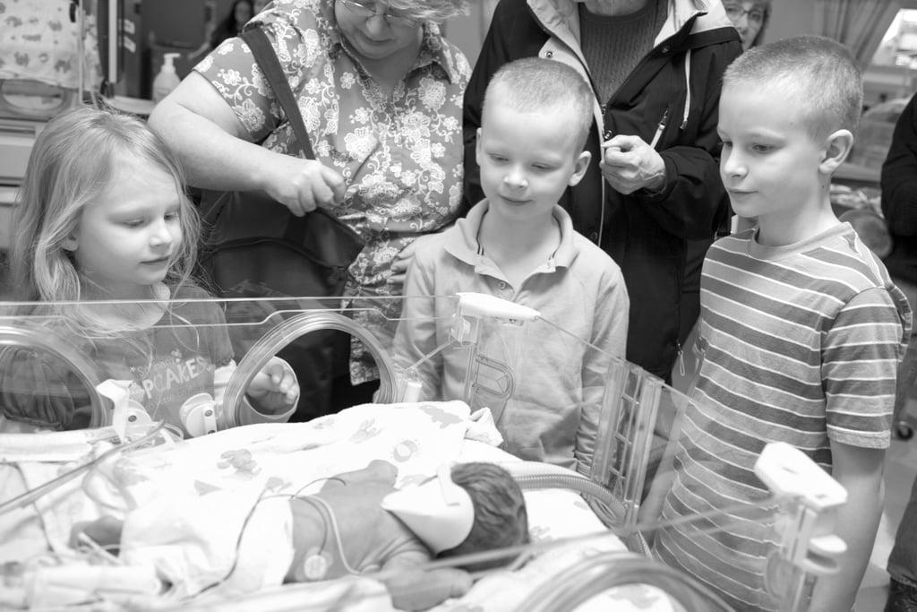 Trisomy 13 and 18 Baby Photos
