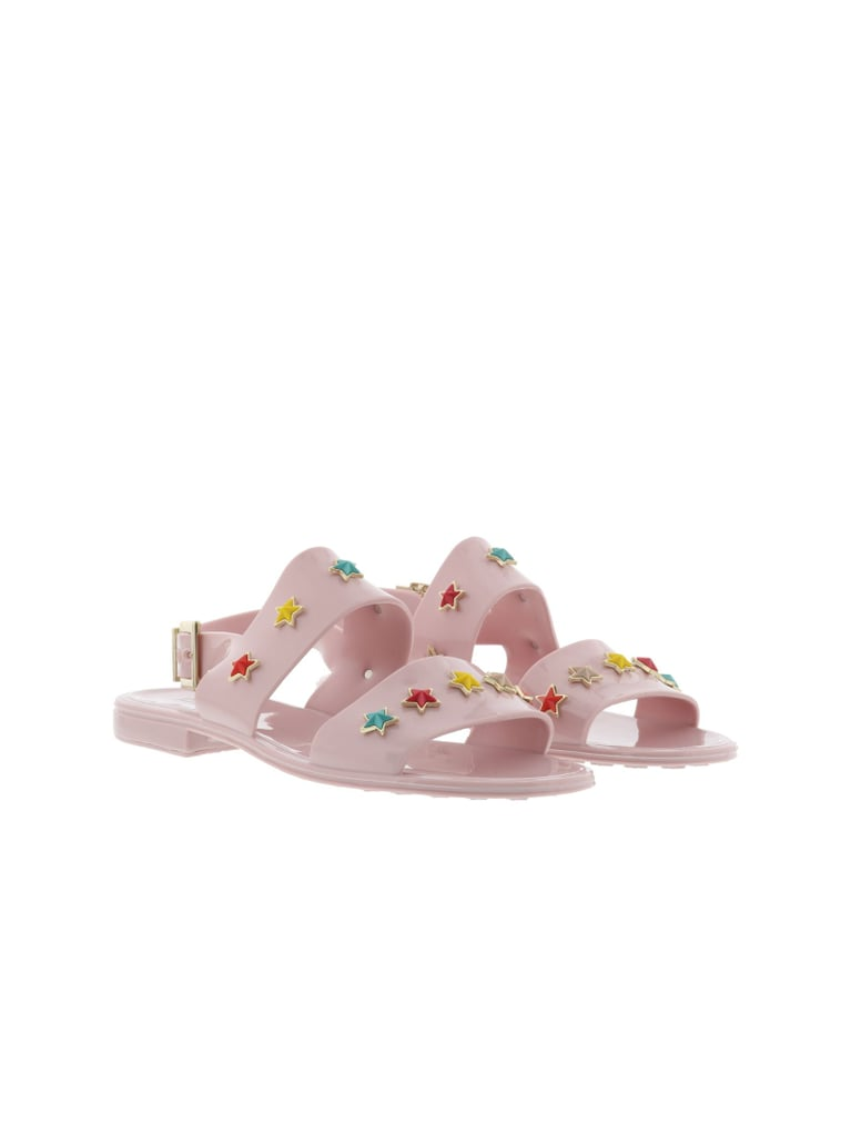 REDValentino's Sandals ($144) are a kitschy poolside alternative to a platform.
