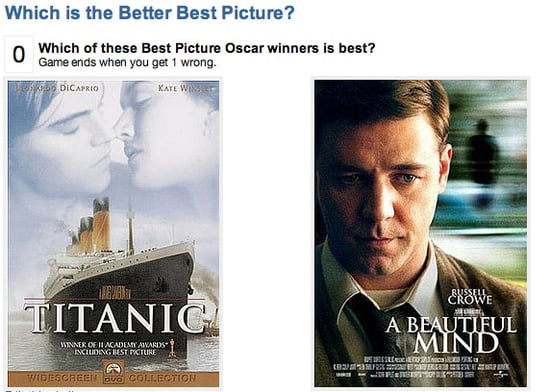 Which Best Picture is Best? Play Our New Game!