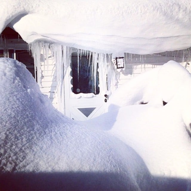 Snowstorm In Buffalo Ny November 2014 Pictures